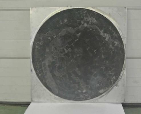 catalyseur amonia slip - vue de face