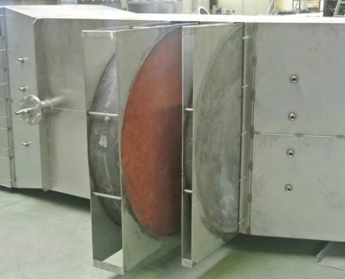 montage tiroir SCR et tiroir amonia slip