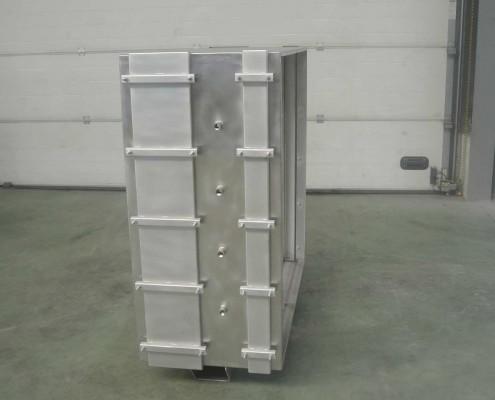 rack Nox - vue de profil