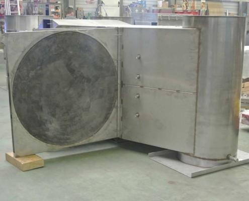 tiroir du réacteur catalytique